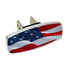 HitchMate Premier Series Hitch Cap Waving Flag  Premire Series HitchCaps are expressions for the road. Show off your support with a US Waving Flag.