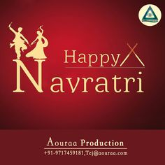 #AouraaProduction Wishing you and your family a lot of peace and happiness on this blissful event of Navratri.