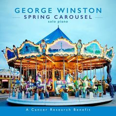 After acclaimed pianist George Winston had to struggle with a bone marrow disorder in 2012 he is now about to release his new album 'Spring Carousel'.