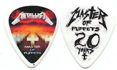 Metallica - Master Of Puppets 20th Anniversary