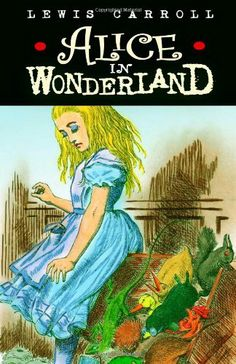 Alice in Wonderland by Lewis Carroll, http://www.amazon.com/dp/193659420X/ref=cm_sw_r_pi_dp_NXqTsb1GN0JGT