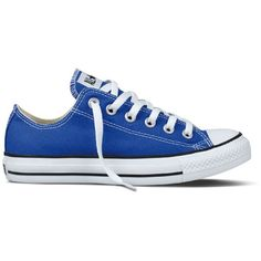 Converse Women's Shoes, Chuck Taylor All Star Oxford Sneakers ($50) found on Polyvore/Size 6