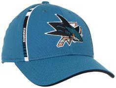 buy popular ce668 f641e NHL San Jose Sharks Structured Flex Fit Hat adidas.  10.04