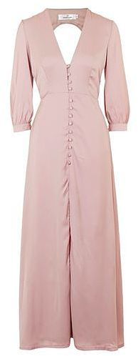 Womens dusty pink dress by oh my love from Topshop - £59 at ClothingByColour.com Dusty Pink Dresses, Oh My Love, Summer Colors, Topshop, Palette, Dresses For Work, Colour, Clothes, Women
