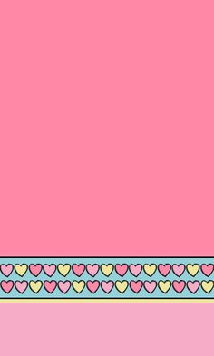 LuvMyEvo: ~ Pastel Hearts Wallpaper.