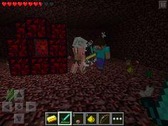 Zombie Pigman Invasion