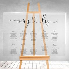 Wow, your guests with the stunning Sophia Perspex Table Plan. All of our table plans are available in, Foamex, printed perspex or poster Wedding Welcome Signs, Wedding Signs, Clear Perspex, Spelling And Grammar, Table Plans, Text Color, Color Themes, Wedding Planning, How To Apply