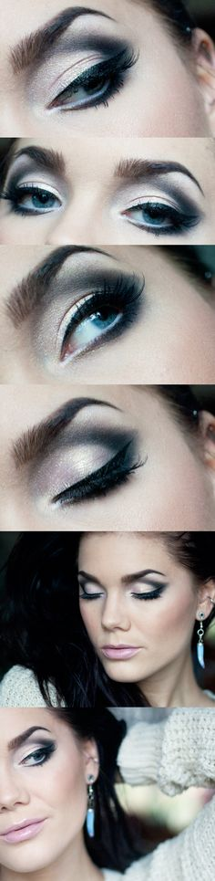 Today's Look - The answers to the questions, are getting closer  Linda Hallberg - makeup artist