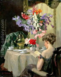 Robert Emil Stubner, c. 1910 yeah this is me I have a servant and maid too