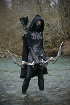 Skyrim: Nightingale Cosplay