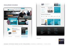Ontwerp website TechnoSelect