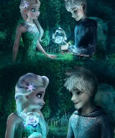 Elsa and Jack Frost.You can find Jelsa and more on our website.Elsa and Jack Frost. Disney Princess Frozen, Elsa Frozen, Princess Luna, Jelsa, Disney Couples, Cute Couples, Jack Frost And Elsa, Princesa Disney, Queen Elsa