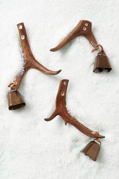 Reindeer Antler Doorbell $28.00