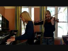 Lara plays the Game of Thrones theme on piano and violin
