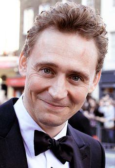 Tom Hiddleston. Via jshillingford.tumblr.com