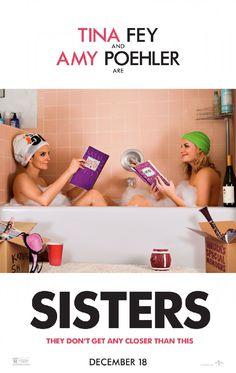 Sisters (USA 2016) - poster USA
