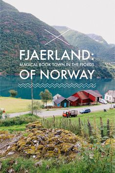 Fjærland – Norway's Book Town Deep in the Fjords Europe Destinations, Europe Travel Tips, Dream Vacations, Vacation Spots, Cool Places To Visit, Places To Go, Norway Travel, Romantic Travel, Solo Travel