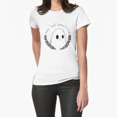 Buy The Sad Ghost Club T-shirt from one of our favourite stores. Fast worldwide shipping. You will also have the options to choose Sweatshirt , Chiffon Top , Tank Top , Hoodie etc. of the same print and on many other cool designs on the link.