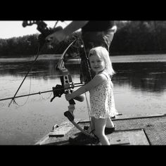 I, too, would love to go bowfishing in a sundress!