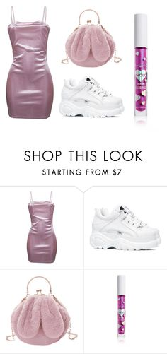 """""""outfit"""" by imnotwhatyouwant on Polyvore featuring moda, WithChic, Buffalo e Forever 21"""