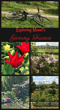 Day Trip From Paris to Giverny: Take a Bike Ride to Monet's Gardens - The Daily Adventures of Me