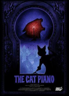 Koci fortepian / The Cat Piano