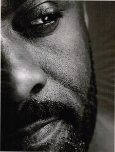 Idris Elba - English actor - The Wire