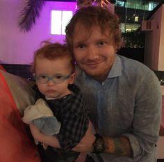 Ed Sheeran's son