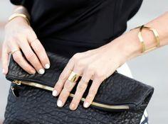 halcyon-frisson:  chanel-and-vogue:  more fashionhere. i follow back similar blogs♡  B&W fashion xx