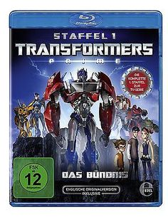 #Transformers prime - #season 1 (first #season) #(blu-ray)   english language,  View more on the LINK: http://www.zeppy.io/product/gb/2/371857457491/