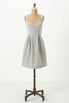 Anthropologie Mona Dress Striped
