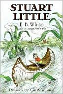 Stuart Little.  This has to be one of our favorite read-alouds together so far!  Cute story.