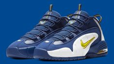 c9aa153a2f Nike Air Max Penny 1 Warriors House Party Release Date 685153-401 685153-601