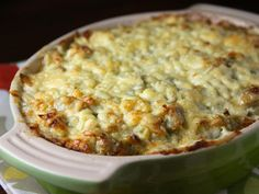 Roasted Artichoke Dip from CookingChannelTV.com