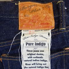 Burgus & Plus Co. denim #rawdenim ⓀⒾⓃⒼⓈⓉⓊⒹⒾⓄⓌⓄⓇⓀⓈ