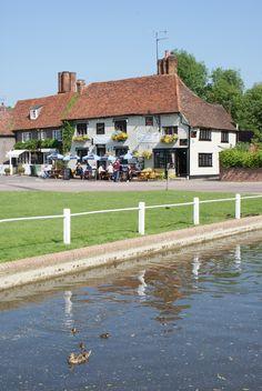Pub Grub: The Fox Inn, Finchingfield, Essex
