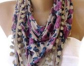 View Scarves & infinity scarf by senoAccessory on Etsy