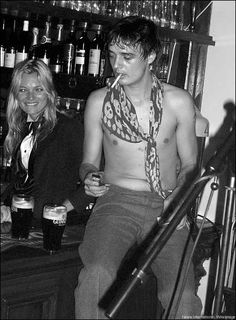 Kate Moss and Pete Doherty were my fave rock n' roll lovebirds