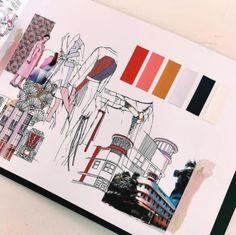 Fashion Sketchbook Sketches Design ProcessYou can find Fashion design sketchbook and more on our Fashion Sketchbook Sketches Design Process Mise En Page Portfolio Mode, Mode Portfolio Layout, Portfolio Design, Fashion Portfolio Layout, Fashion Design Portfolios, Portfolio Ideas, Fashion Design Sketchbook, Fashion Sketches, Dress Sketches