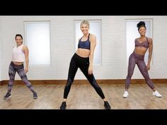 30-Minute Feel Good Dance Cardio Workout To Burn Calories. Rachel Autumn is wearing Cheerwine Disco outfit.
