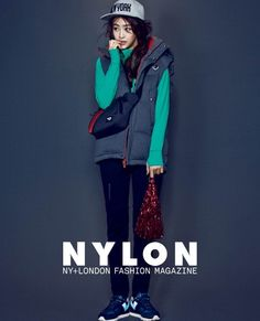 SISTAR's Dasom Poses for Nylon Magazine | Koogle TV