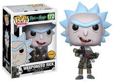Funko pop. Rick & Morty. Rick. Exclusive