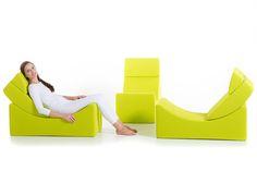 moon chaise lounge LINA lovethesign designboom