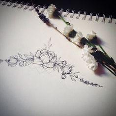 "2,177 Likes, 25 Comments - Tattoo Artist (@anna_bravo_) on Instagram: ""Под грудь…"""