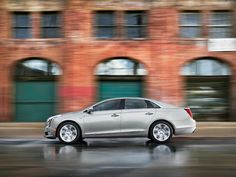 The 2018 Cadillac XTS luxury sedan is elevated with the new generation of design and technology.
