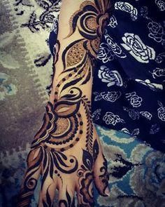 Henna Flower Designs, Full Mehndi Designs, Modern Henna Designs, Khafif Mehndi Design, Arabic Henna Designs, Mehndi Designs For Beginners, Mehndi Design Pictures, Dulhan Mehndi Designs, Wedding Mehndi Designs