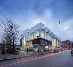 SH2-Sundbyoster Hall II  / Dorte Mandrup Arkitekter