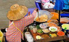 thailand fresh food market - Google Search