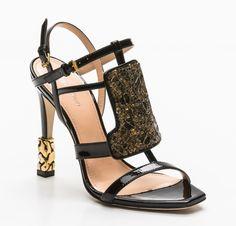 Vendre l'automne Femme sandales Zstrid BLACK