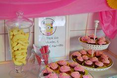 Πάρτυ Μίνιον για κορίτσια με δωρεάν εκτυπώσιμα - Craft Cook Love